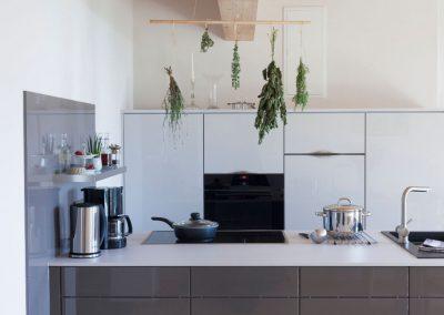 Küche Ferienhaus Cochem